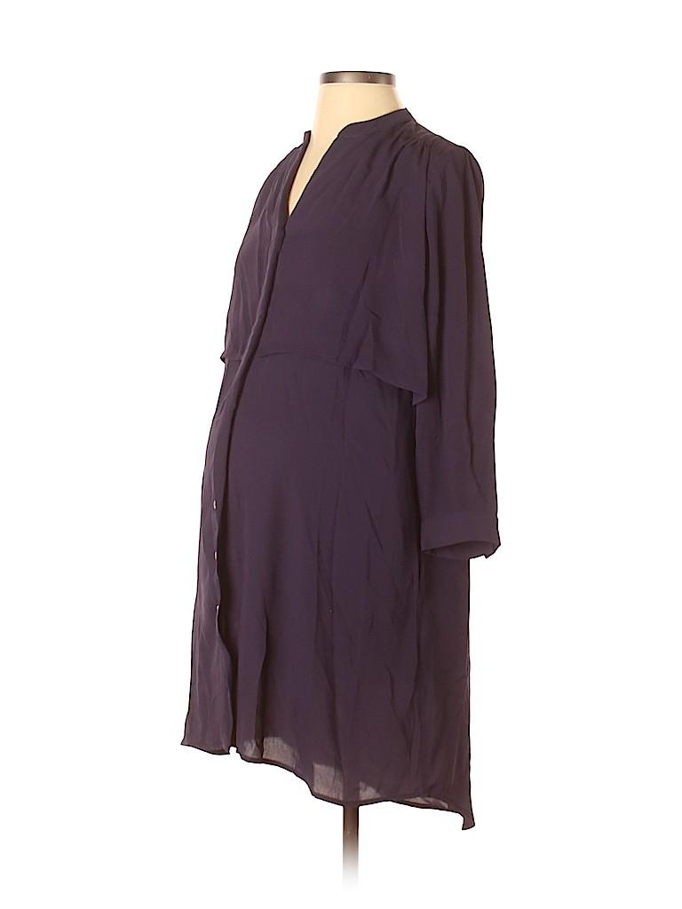 Jules & Jim Women Casual Dress Size S (Maternity)