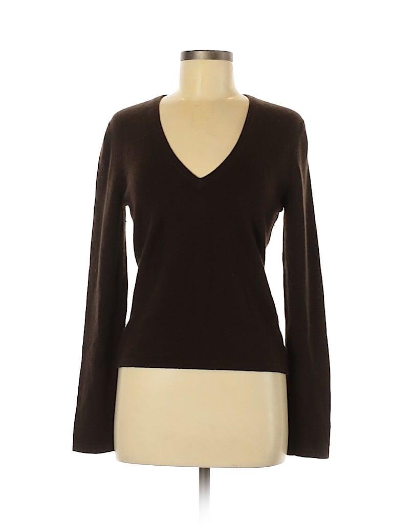 Michael Kors Women Cashmere Pullover Sweater Size L