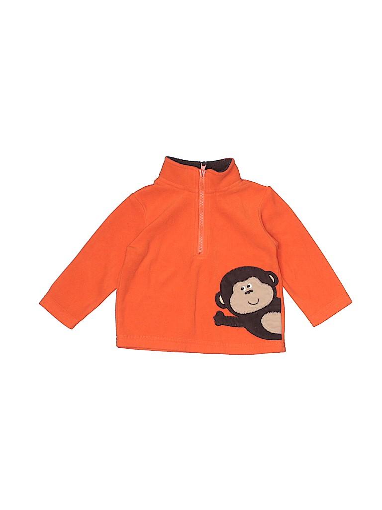 Carter's Boys Fleece Jacket Size 6 mo