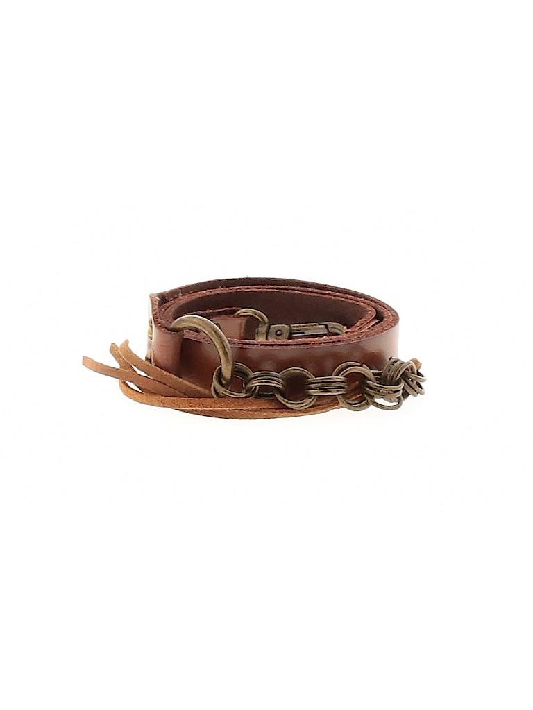 LP by Linea Pelle Women Leather Belt Size M