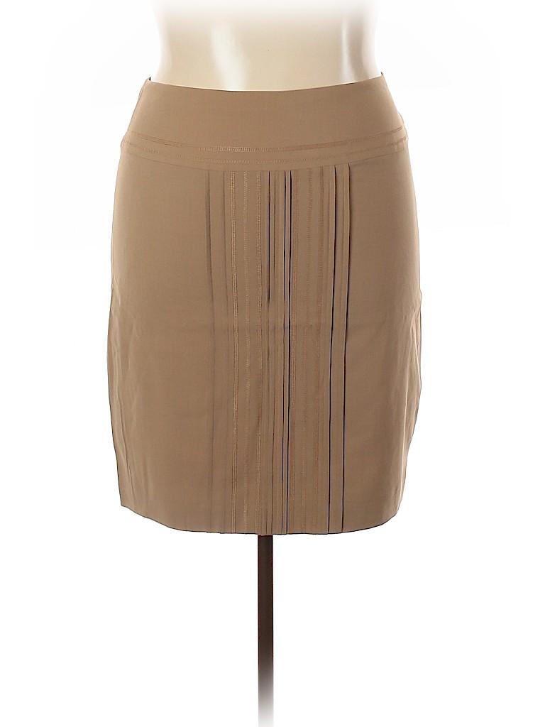 W by Worth Women Wool Skirt Size 16