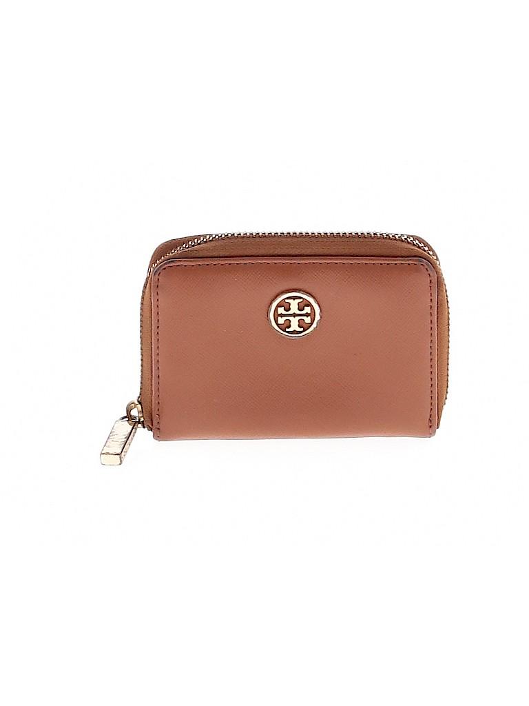 Tory Burch Women Leather Wallet One Size