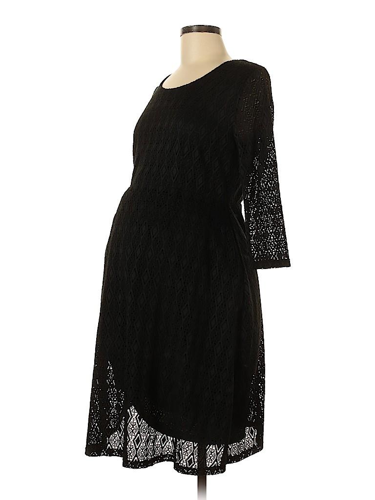 OCTAVIA Maternity Women Casual Dress Size M (Maternity)