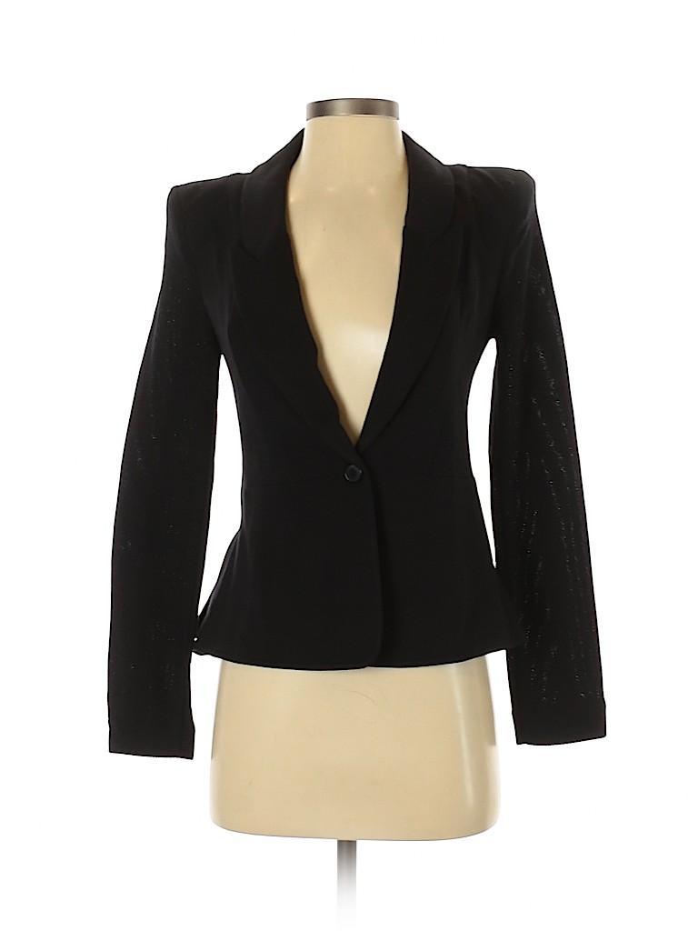 Body By Victoria Women Blazer Size 4