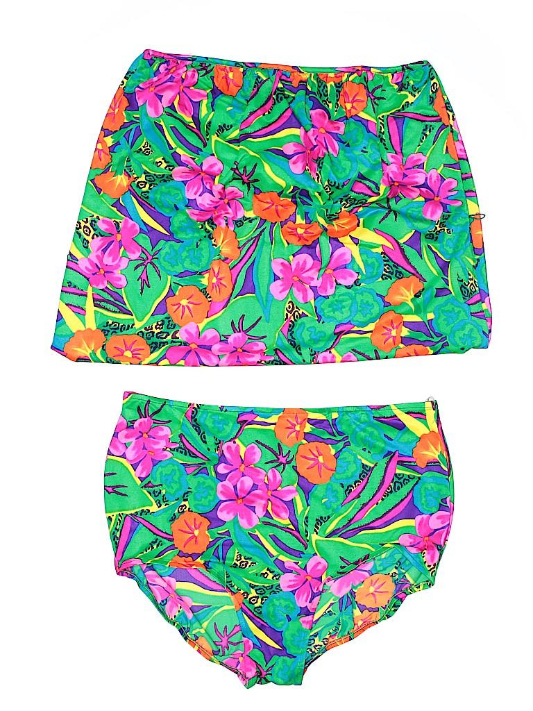 Assorted Brands Women Two Piece Swimsuit Size 46 (EU)