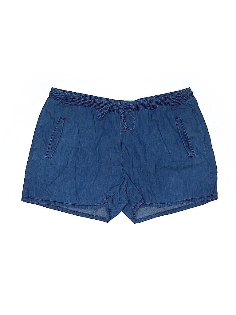 Old Navy Women Khaki Shorts Size XL