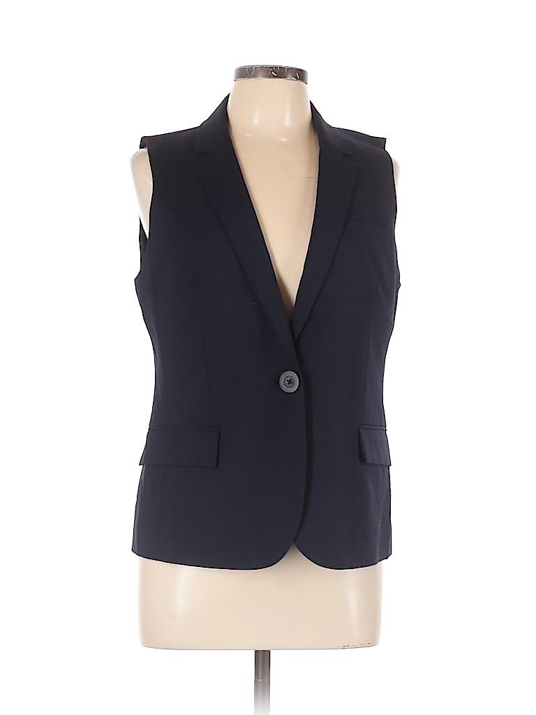J. Crew Women Tuxedo Vest Size 12