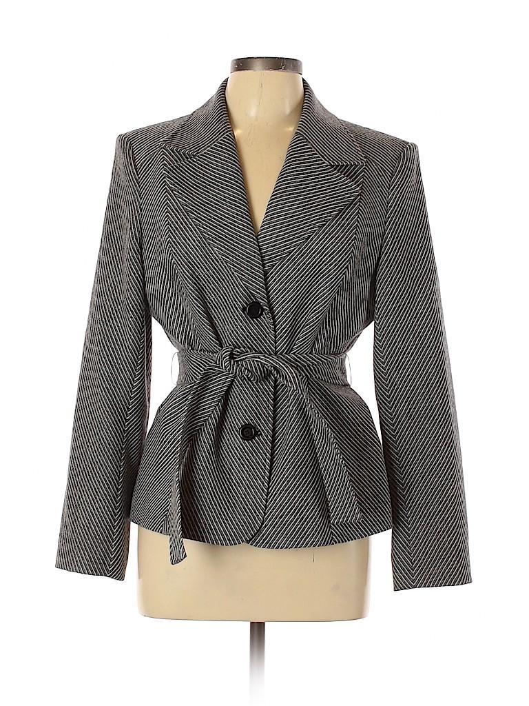 Talbots Women Wool Blazer Size 12