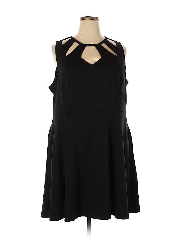 Maurices Women Cocktail Dress Size 24 (3) (Plus)