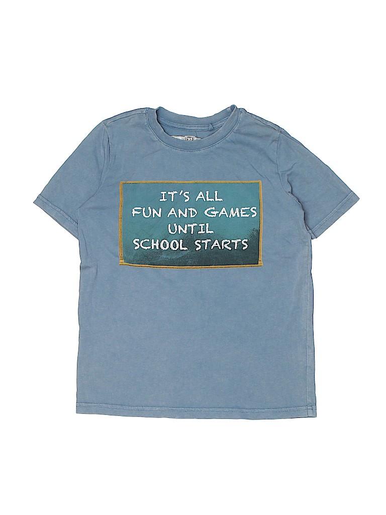 Assorted Brands Boys Short Sleeve T-Shirt Size 8