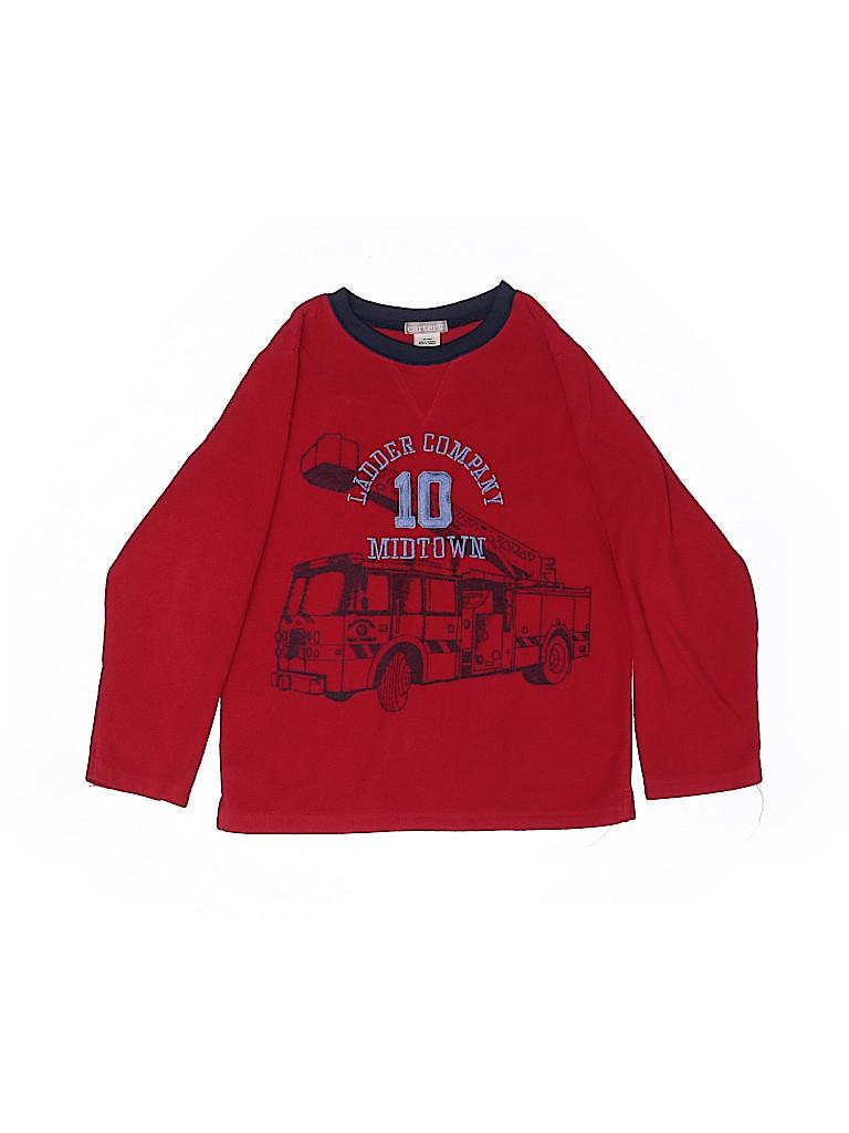 Carter's Boys Fleece Jacket Size 6
