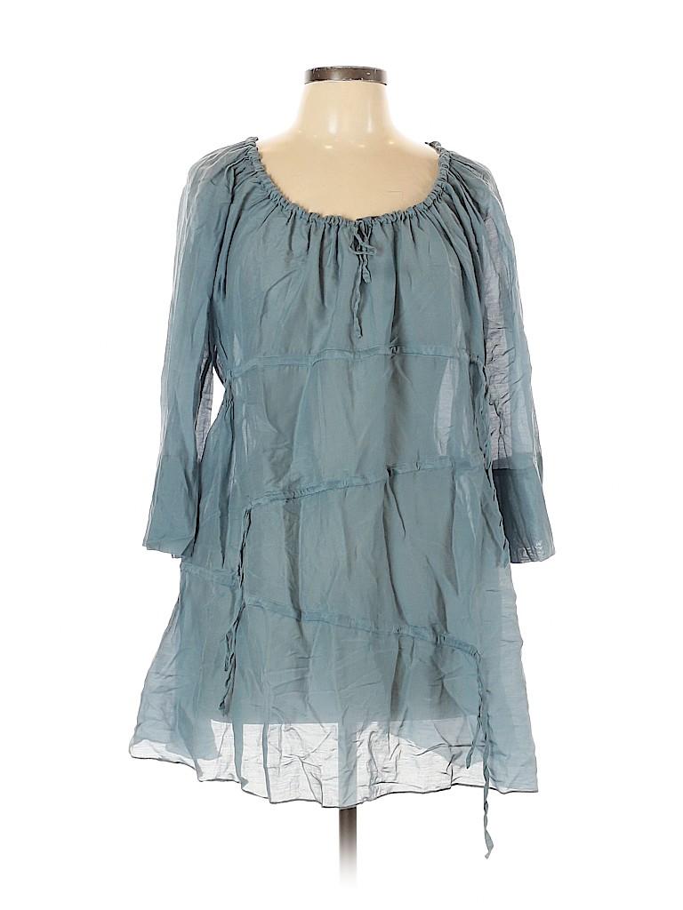 Walter Voulaz Women Casual Dress Size 44 (EU)
