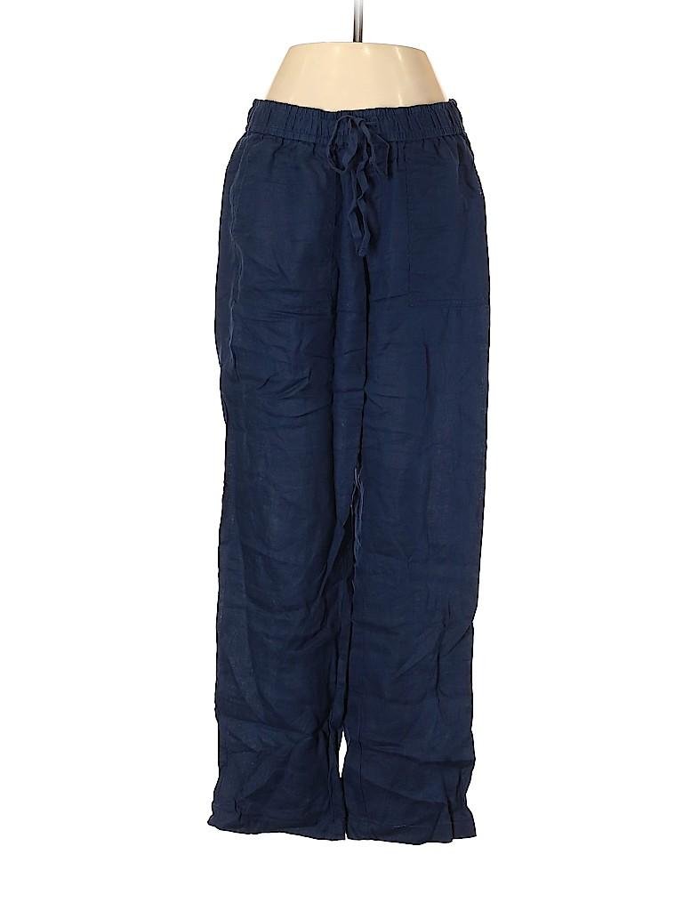 Banana Republic Women Linen Pants Size S