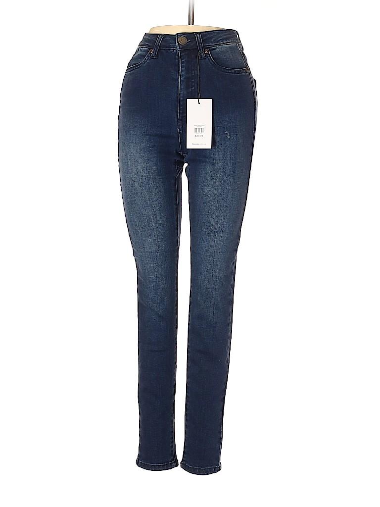 Blue Note Women Jeggings Size 1