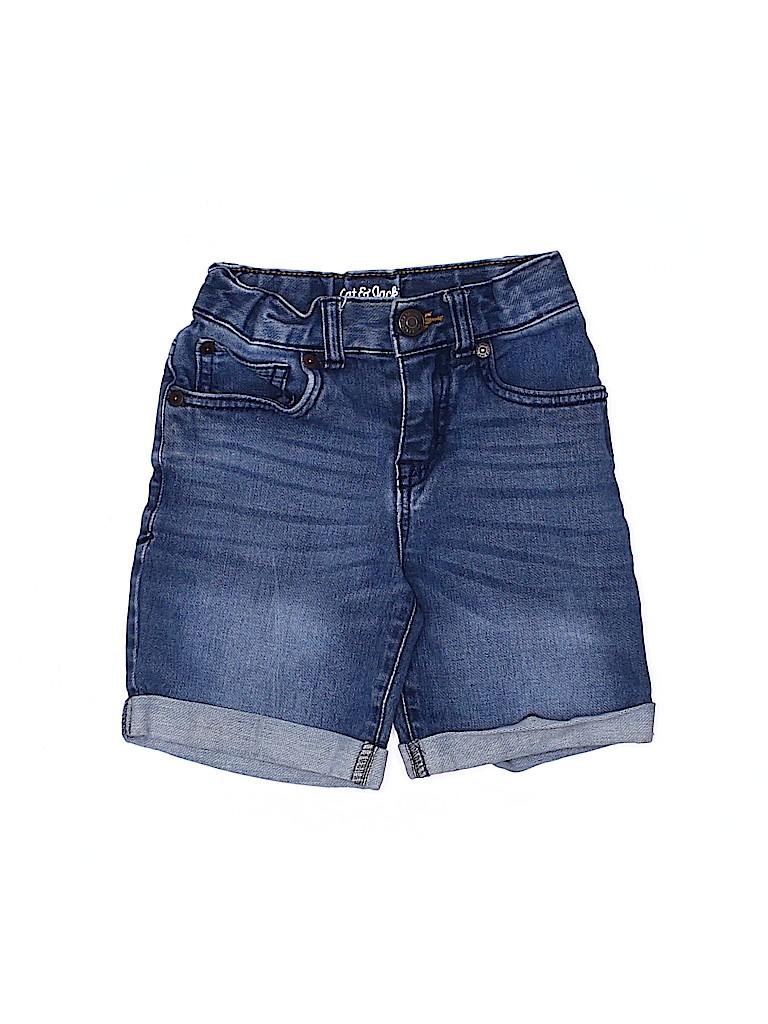 Cat & Jack Boys Denim Shorts Size 5T