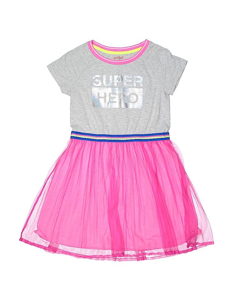 Cat & Jack Girls Dress Size 10 - 12
