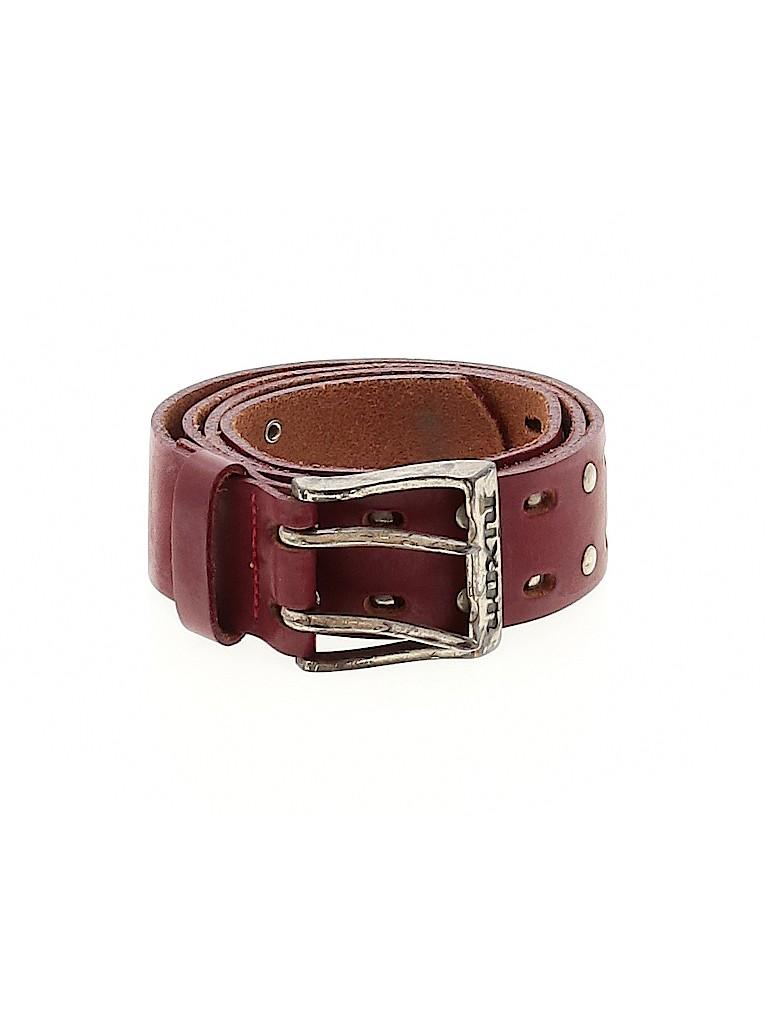 Nixon Women Leather Belt Size M