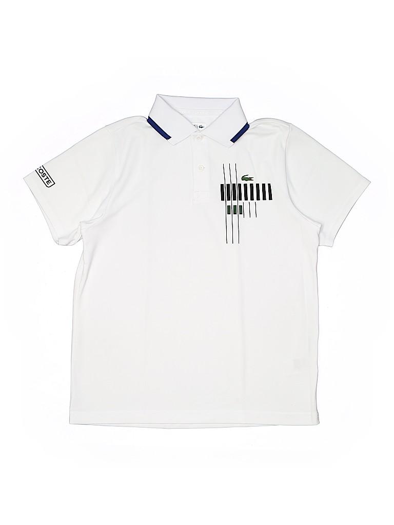 Lacoste Boys Active T-Shirt Size 16