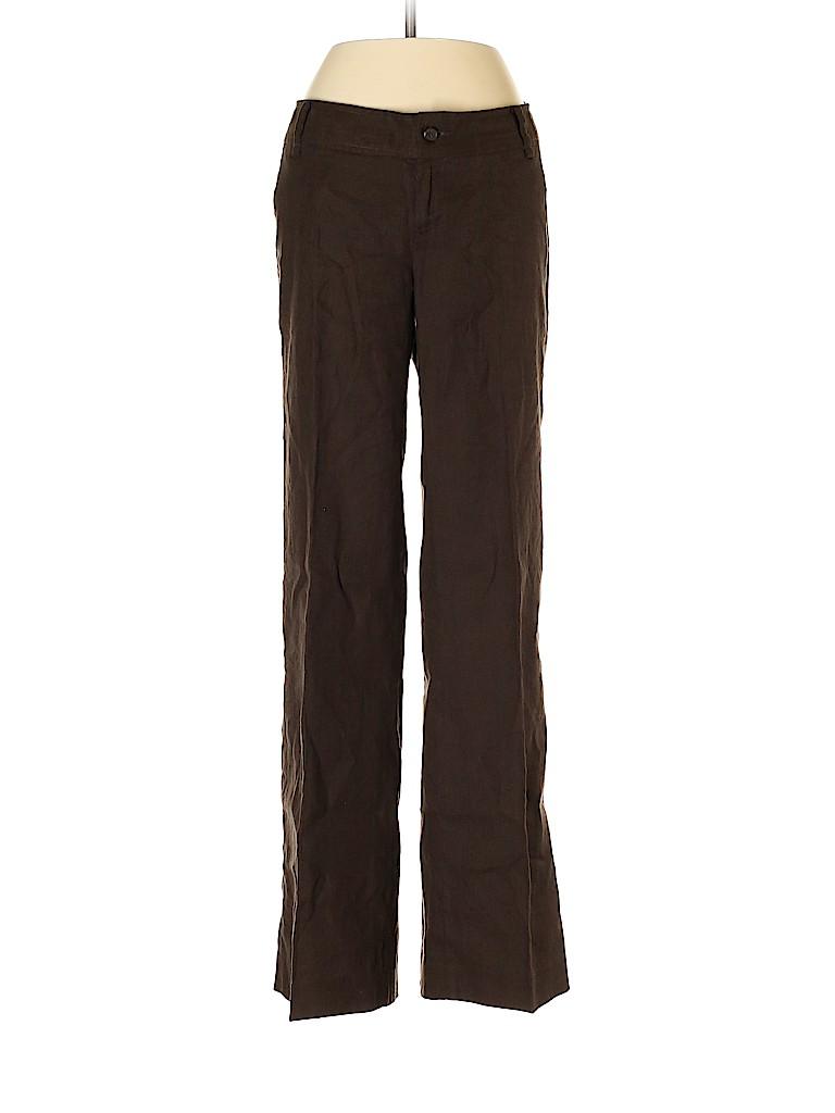 Banana Republic Women Linen Pants Size 00 (Petite)