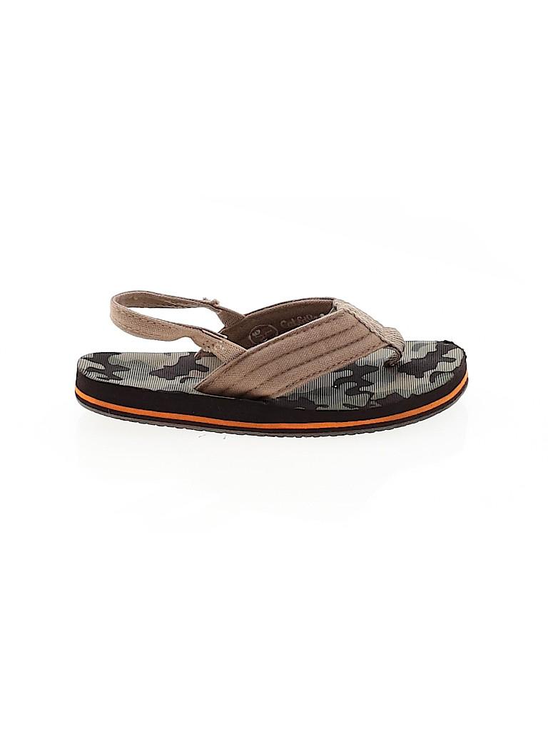 Cat & Jack Boys Sandals Size 9 - 10 Kids