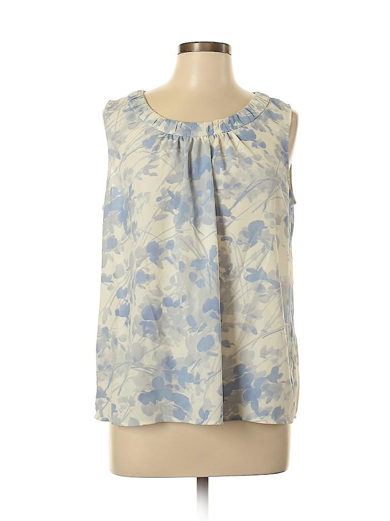 Talbots Women Sleeveless Blouse Size 14