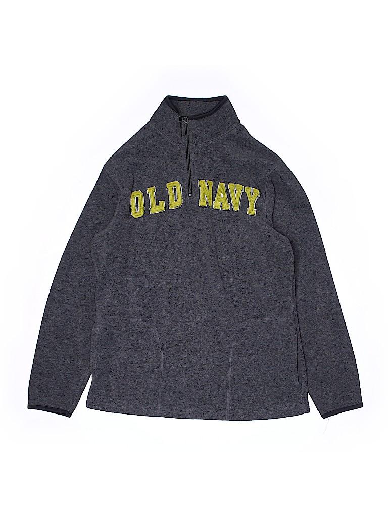 Old Navy Boys Fleece Jacket Size X-Large (Youth)