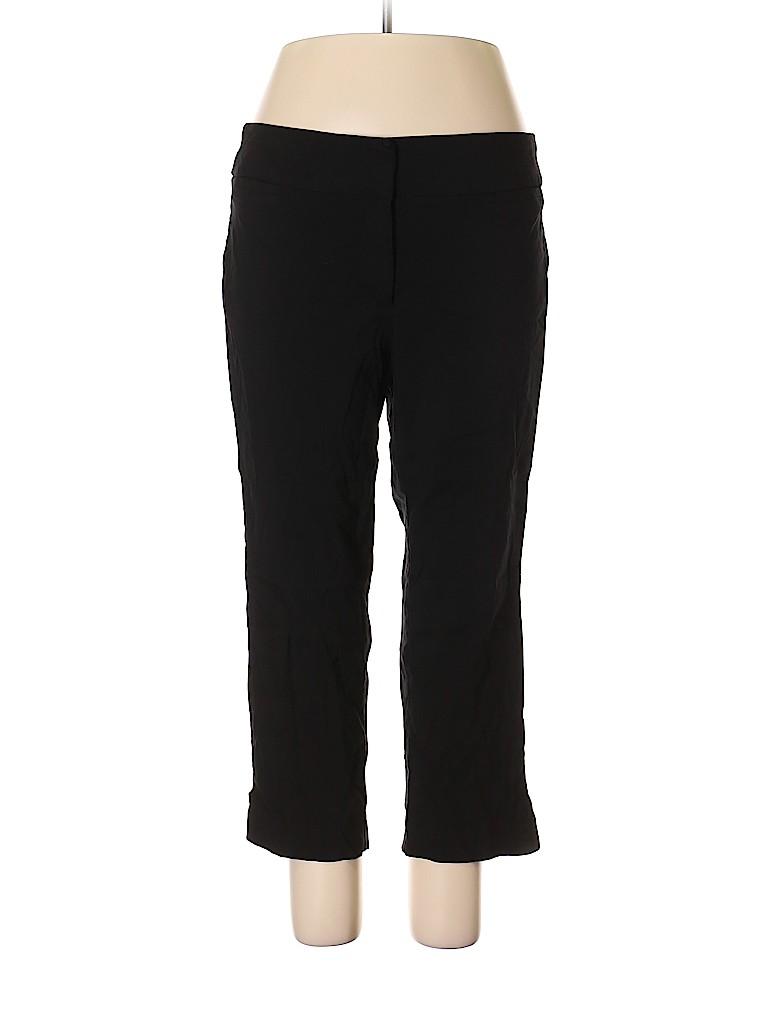 Lane Bryant Women Wool Pants Size 18 (Plus)