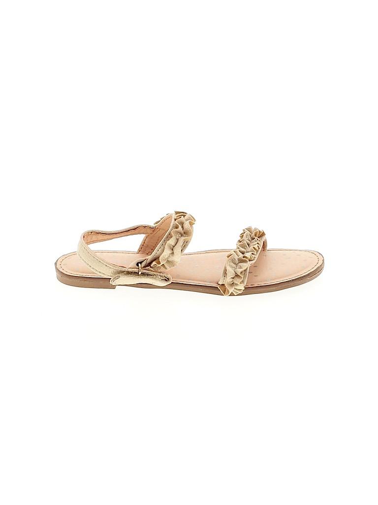 Cat & Jack Girls Sandals Size 6 1/2