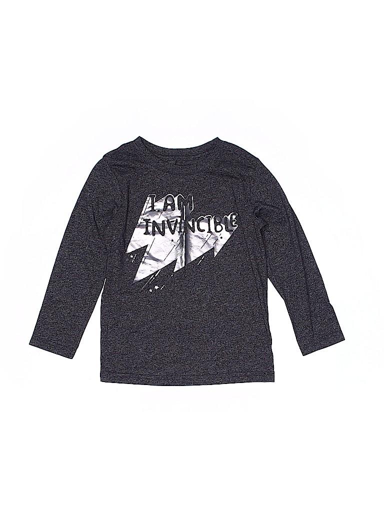 Cat & Jack Boys Long Sleeve T-Shirt Size 5T