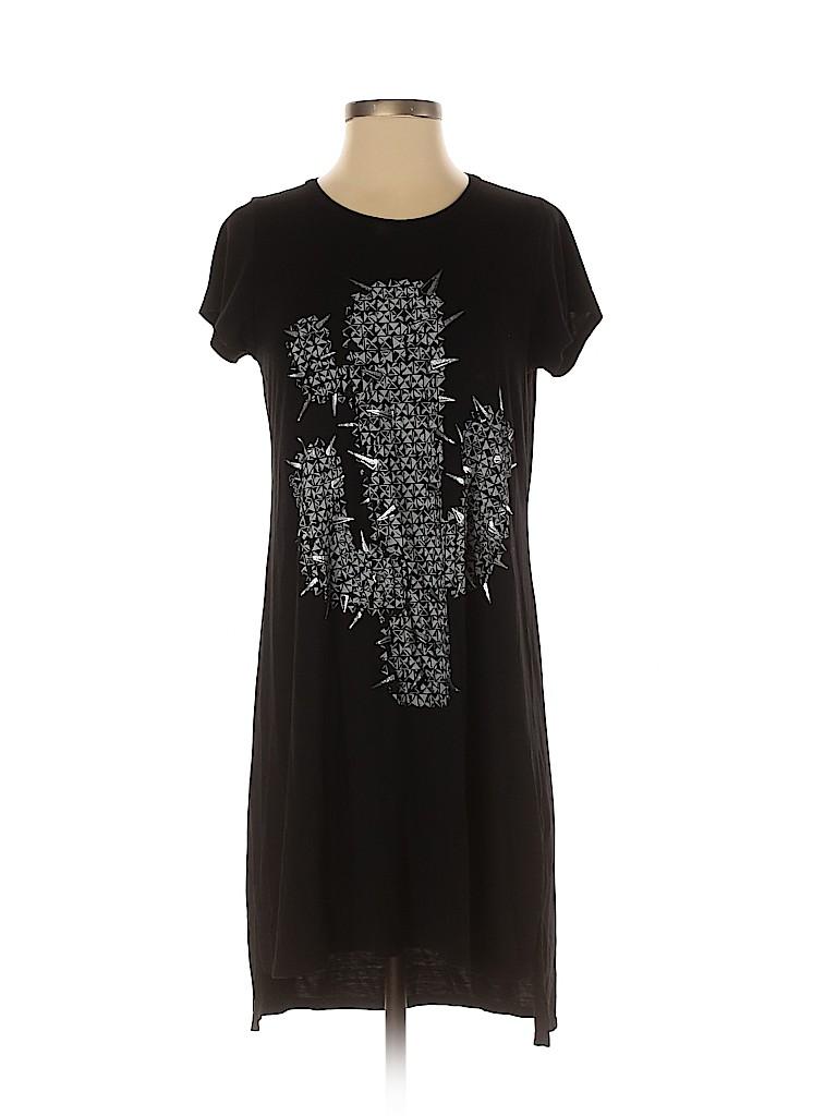 Lauren Moshi Women Casual Dress Size S