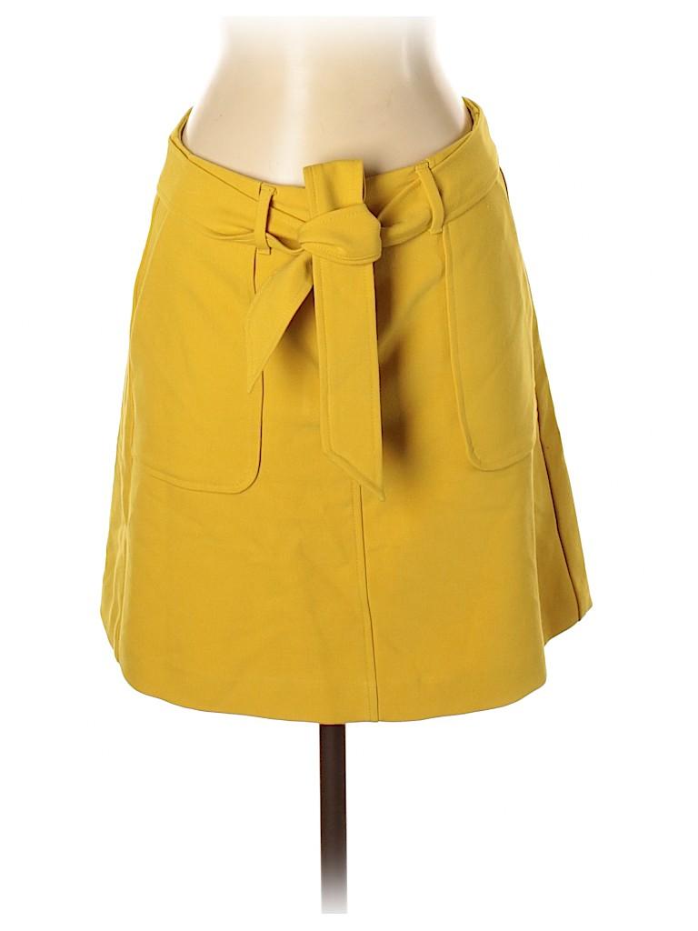 Ann Taylor LOFT Women Casual Skirt Size 0