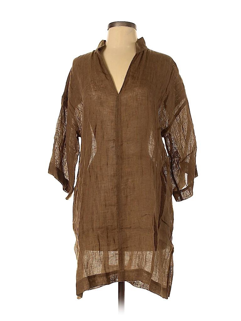 Eileen Fisher Women Casual Dress Size S
