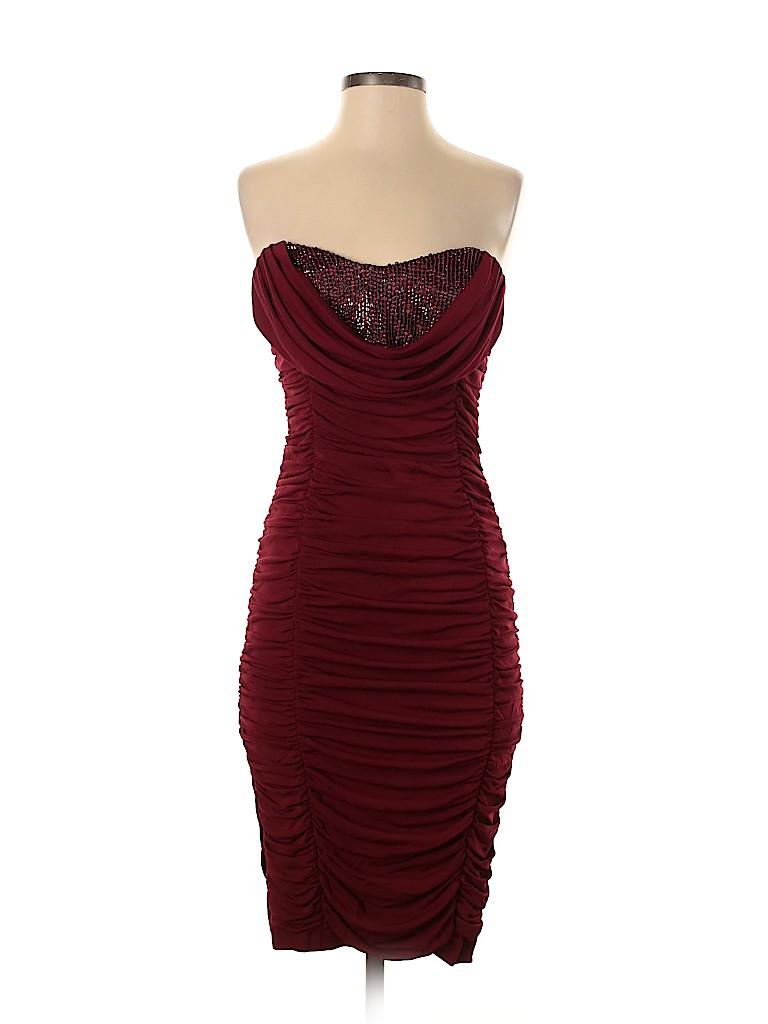 Badgley Mischka Women Casual Dress Size 2