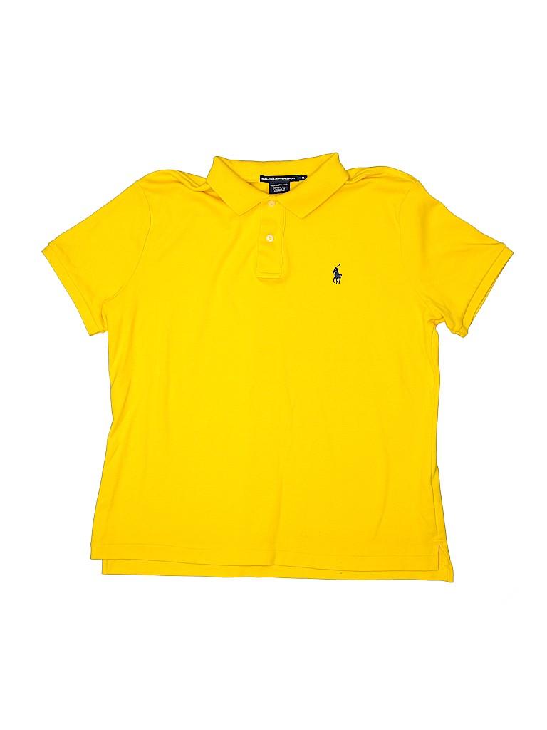 Ralph Lauren Sport Boys Short Sleeve Polo Size X-Large (Youth)