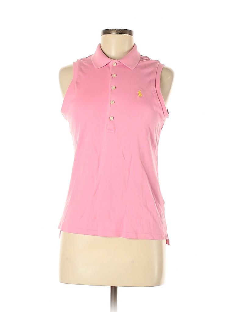 Ralph Lauren Sport Women Sleeveless Polo Size M