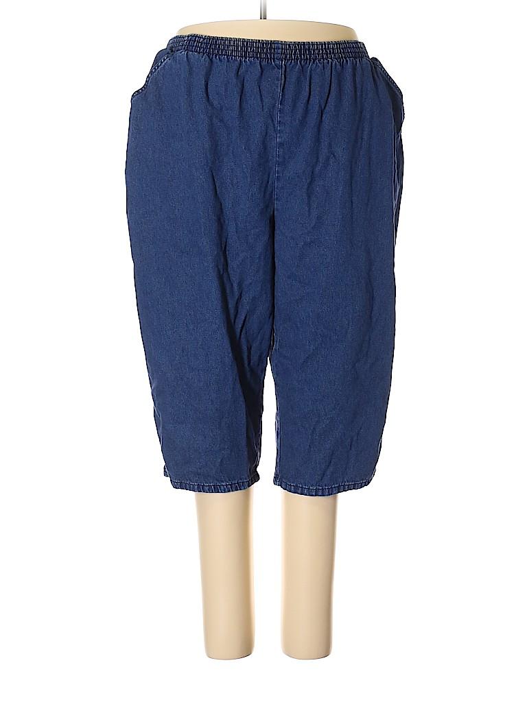 Unbranded Women Jeans Size 26 (Plus)