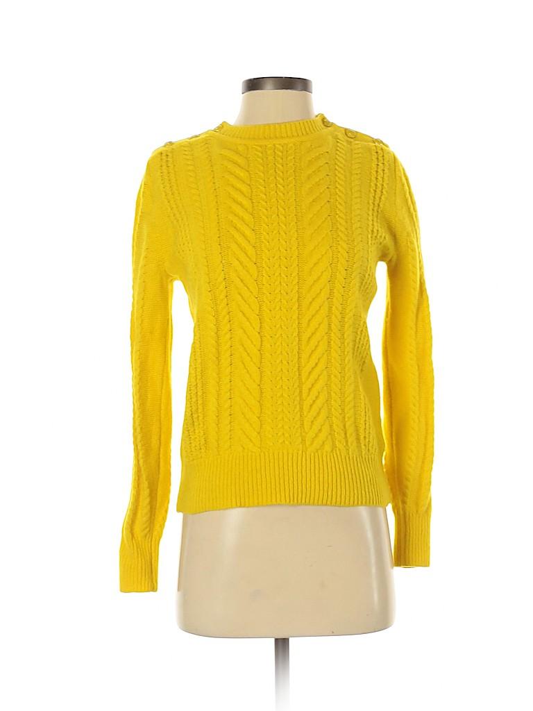 J. Crew Women Wool Pullover Sweater Size M