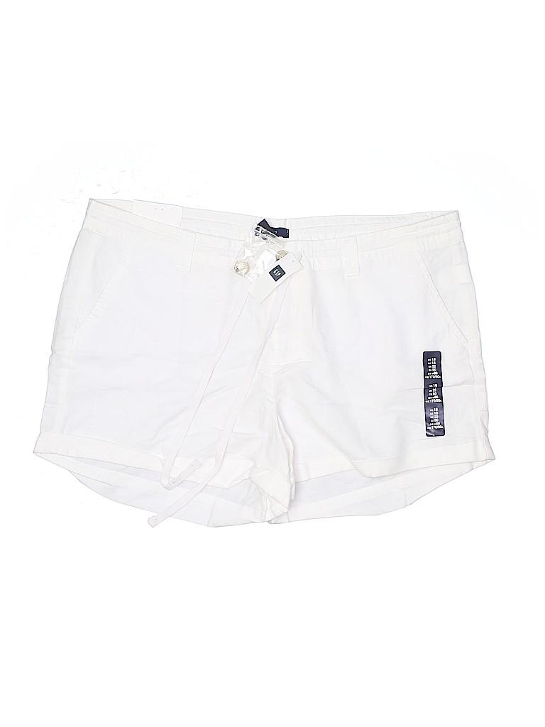 Gap Outlet Women Shorts Size 18 (Plus)