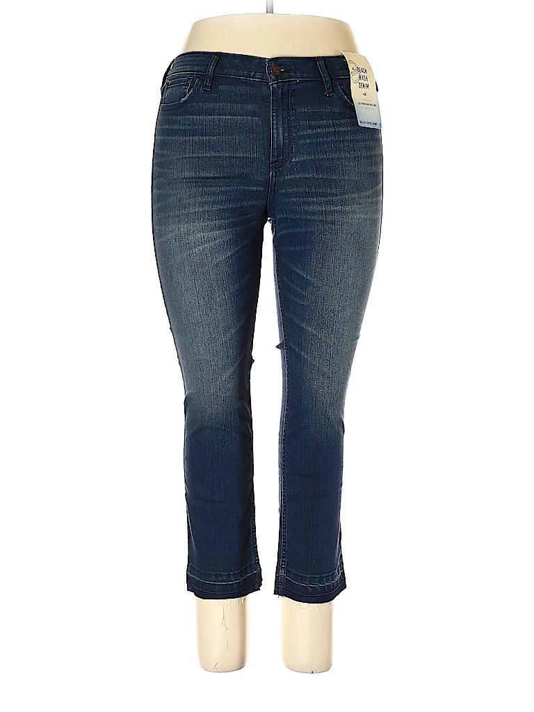 Hollister Women Jeans Size 15