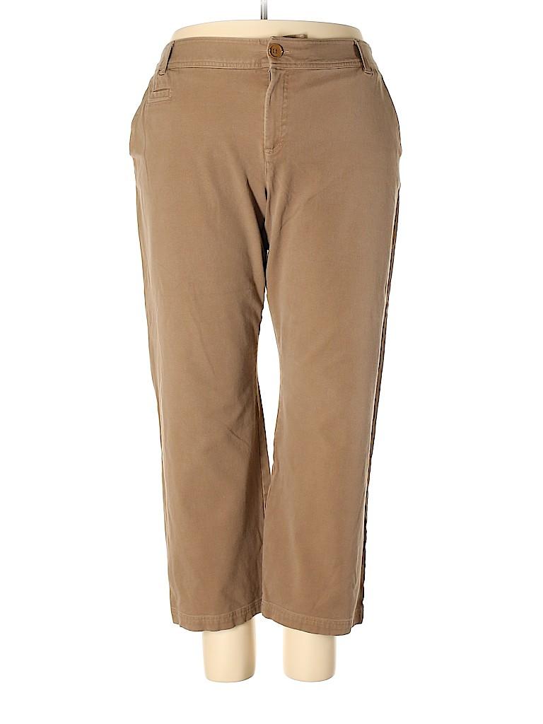 Cj Banks Women Casual Pants Size 20W (Plus)