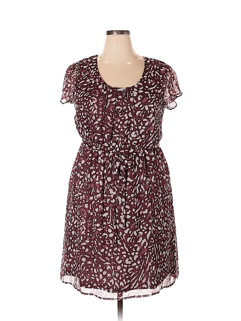 Merona Women Casual Dress Size XXL
