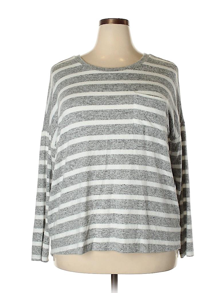 Merona Women Pullover Sweater Size XXL