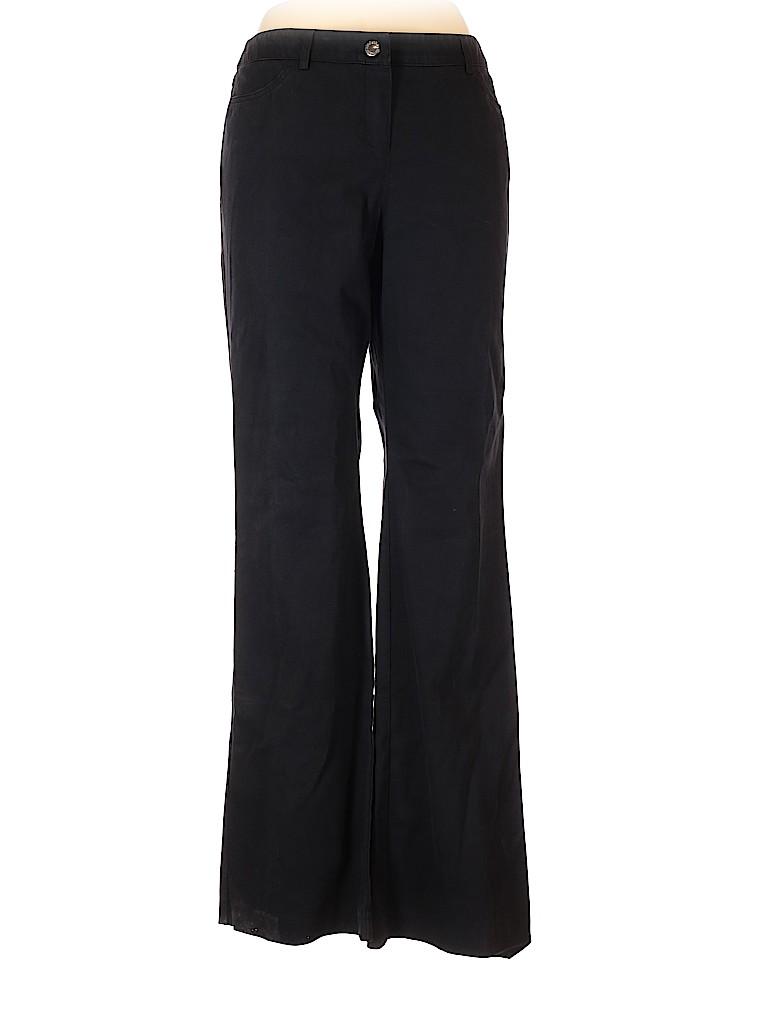 Adrienne Vittadini Women Casual Pants Size 14