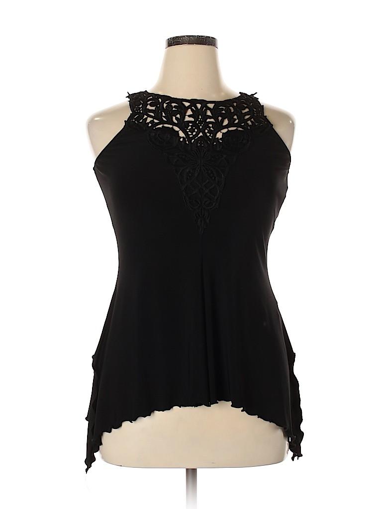 Joseph Ribkoff Women Sleeveless Top Size 14