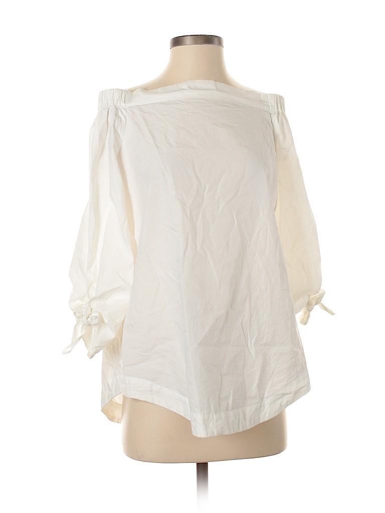 Free People Women 3/4 Sleeve Blouse Size XS