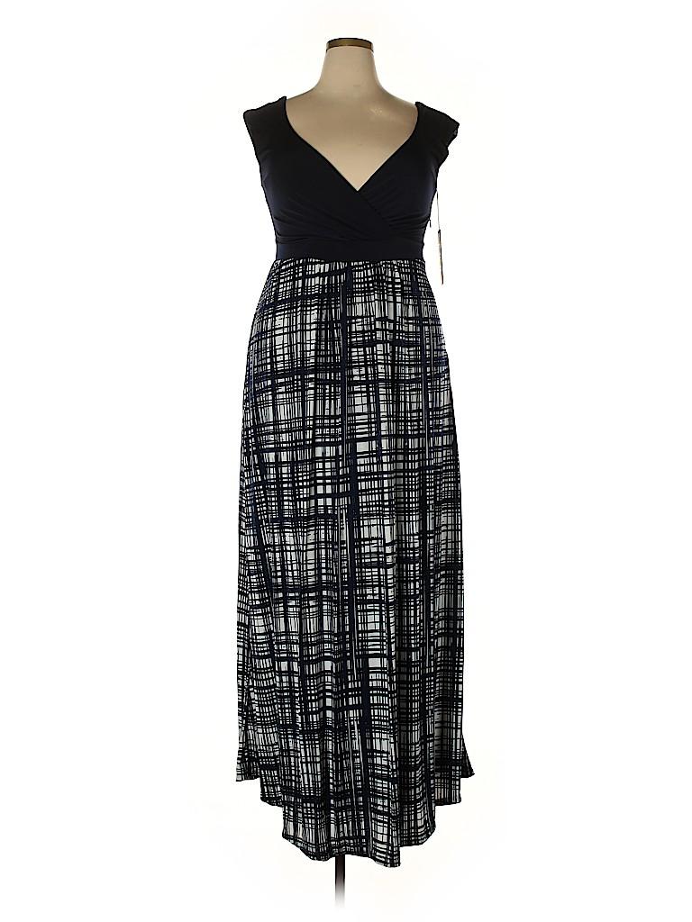 IGIGI Women Casual Dress Size 34/36 Plus (Plus)
