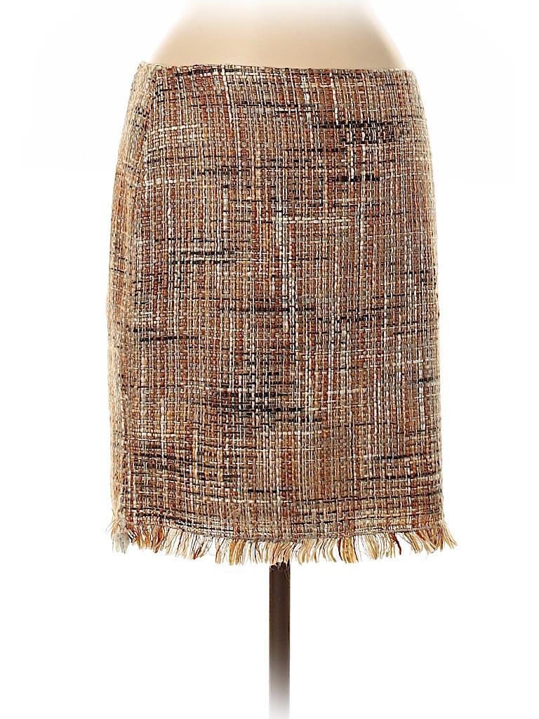 White House Black Market Women Casual Skirt Size 6