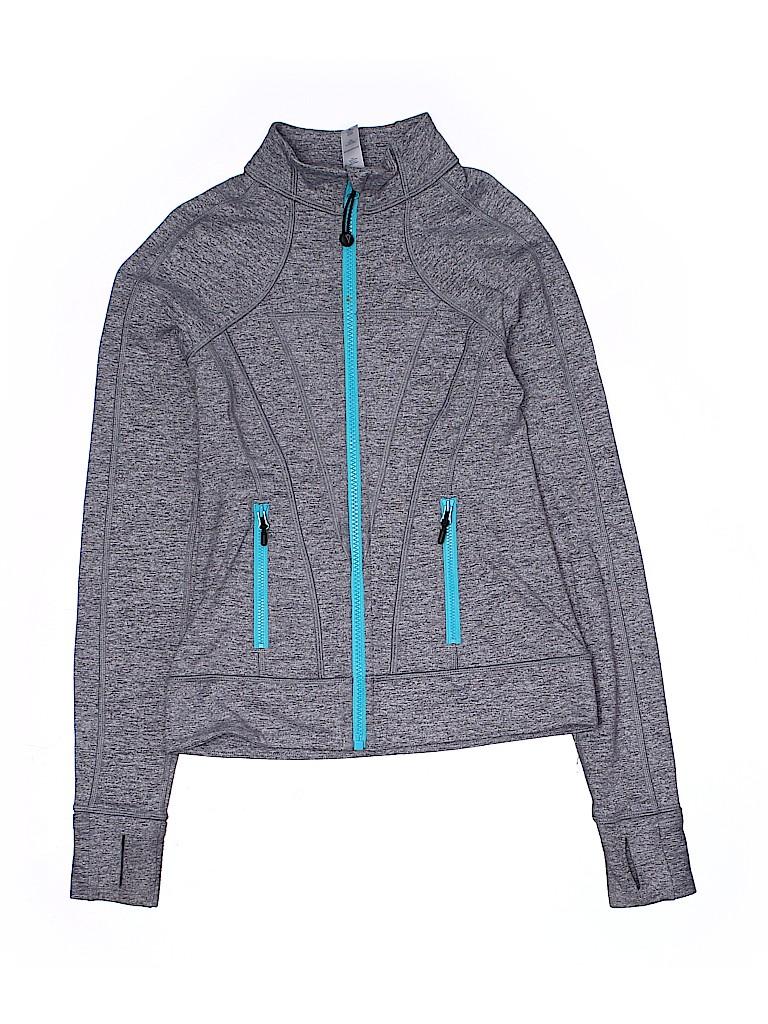 Ivivva Girls Track Jacket Size 10