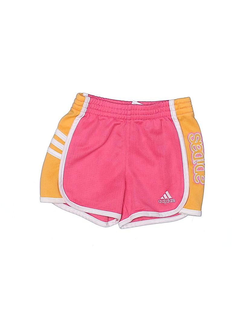 Adidas Girls Athletic Shorts Size 3T