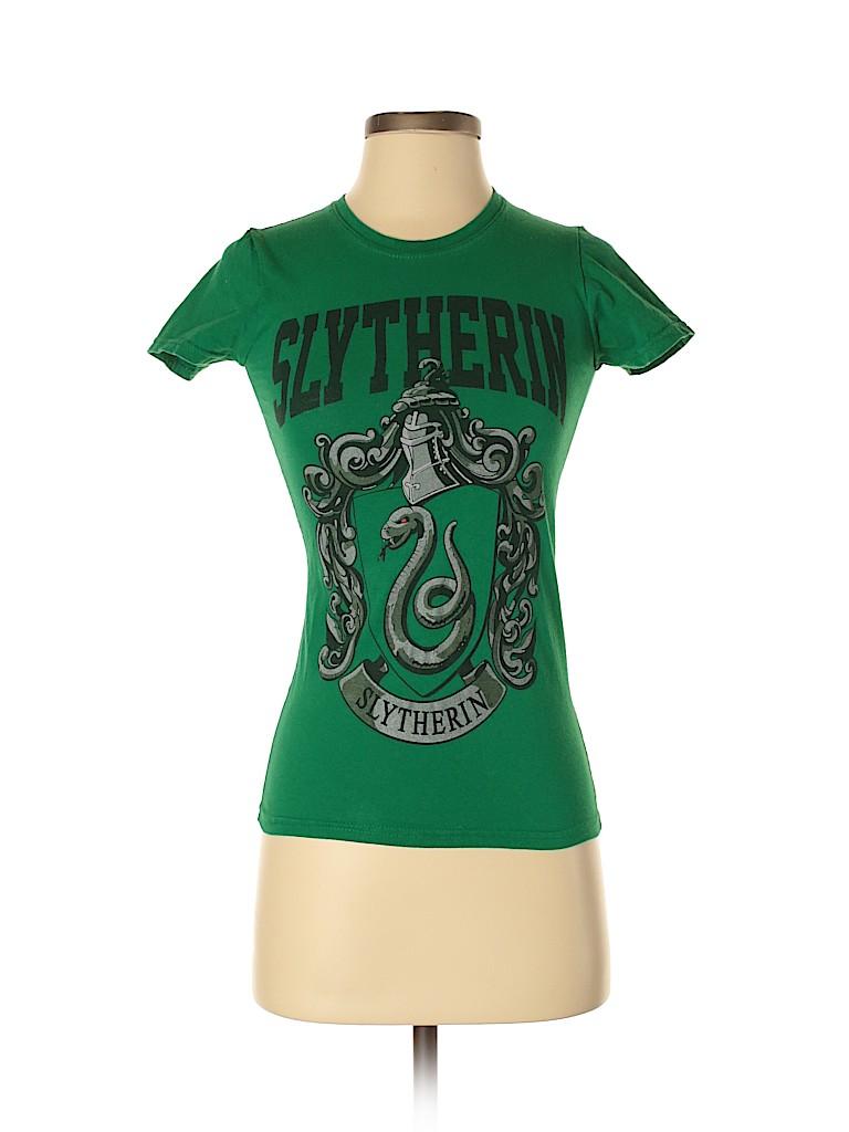 Harry Potter Women Short Sleeve T-Shirt Size S